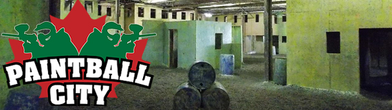 Paintball City - Toronto